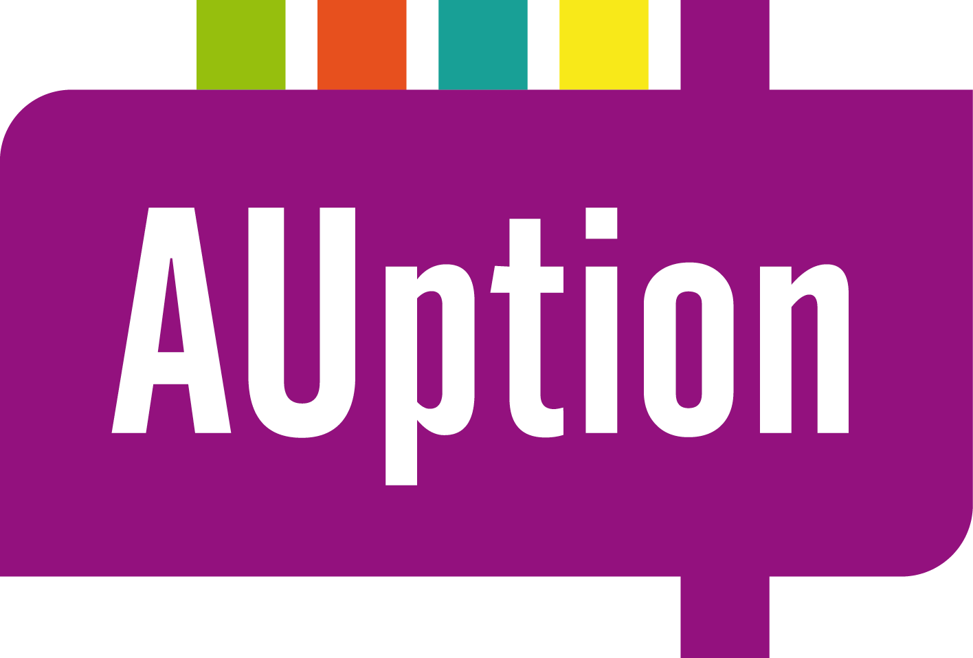 AUPTION logo V